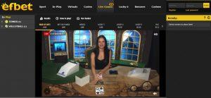Efbet Онлайн Покер