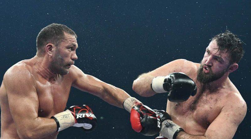 Кубрат Пулев се боксира