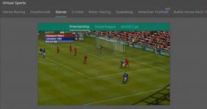Виртуален футбол онлайн