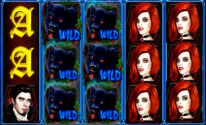 Vampire Night Slot Winbet