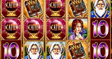 Slot Reviews - Book of Magic Slot
