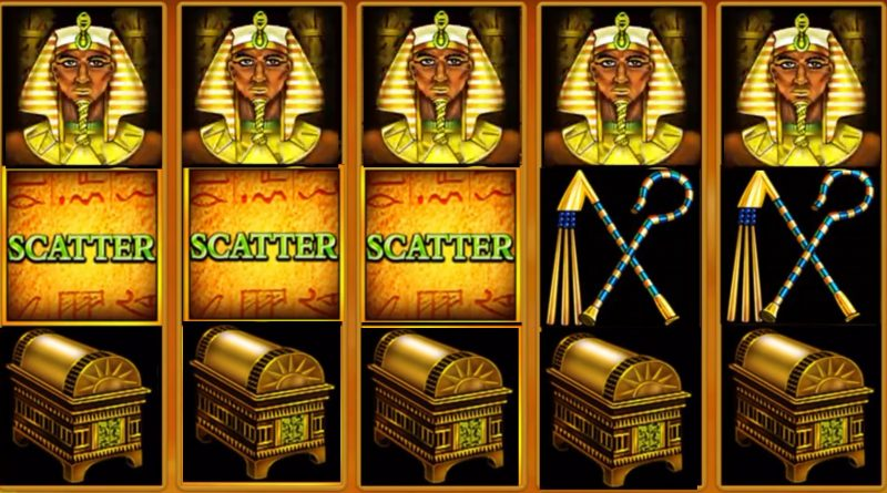 Rise of Ra Video Slot