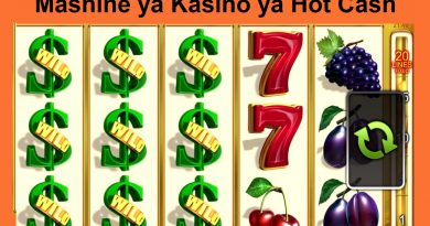 Mashine ya Kasino ya Hot Cash