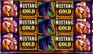 Mustang Gold Slot Machine