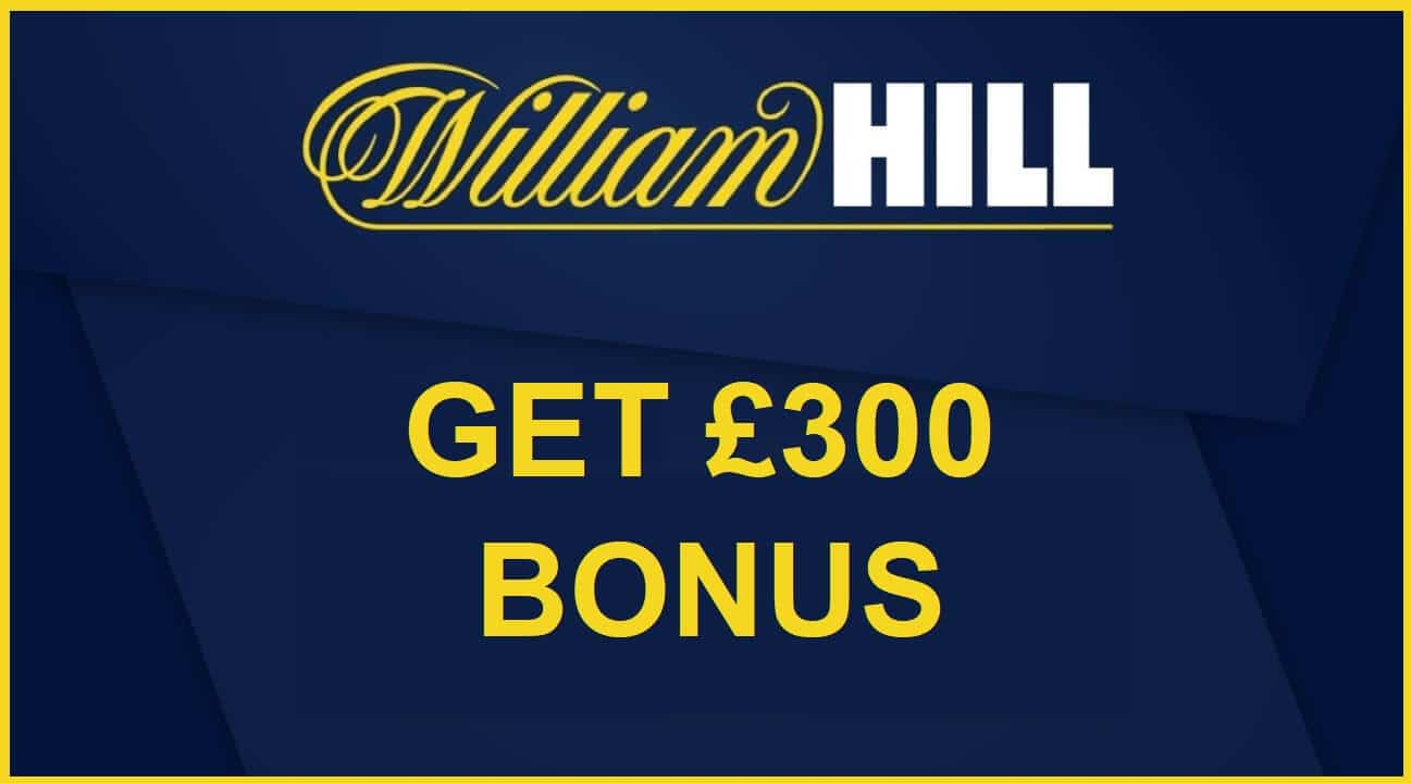 William Hill Bonus Registration