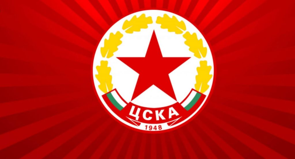 Емблемата на ПФК ЦСКА София