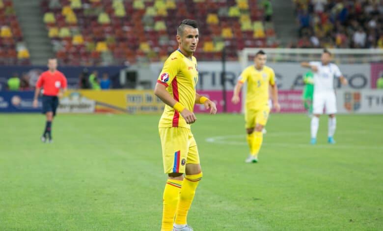 Драгош Григоре в националния отбор