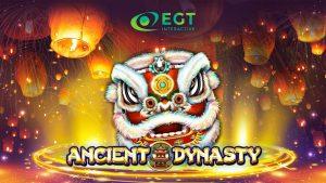 Ancient Dynasty Slot EGT