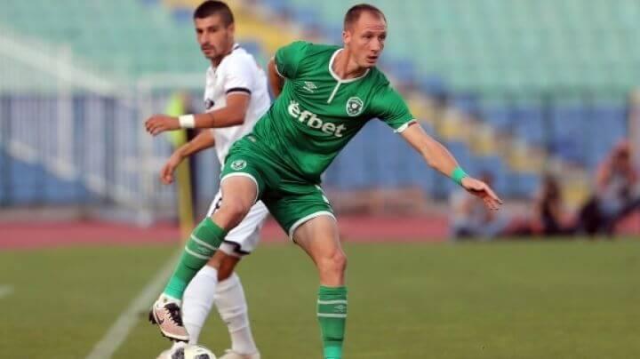 Антон Недялков защитник