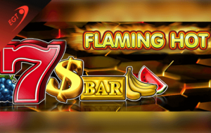 Flaming Hot слот игра EGT
