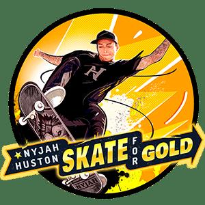 Nyjah Huston - Skate for Gold slot