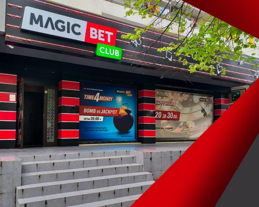 казино magic bet