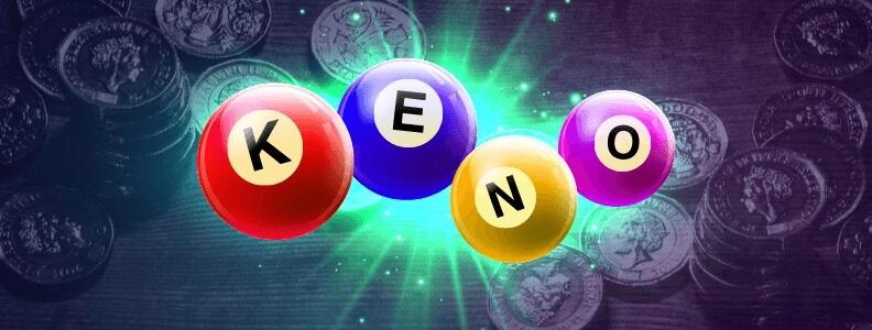 Кено игра онлайн лотария