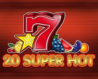 20 Супер хот слот игра