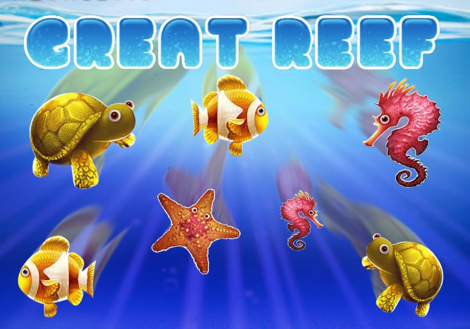 Great Reef слот