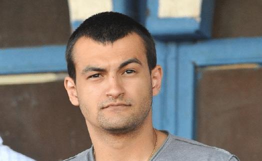 Антон Божков е синът на Васил Божков