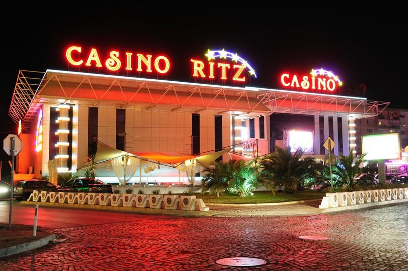 Ritz (Риц) казино в Пловдив