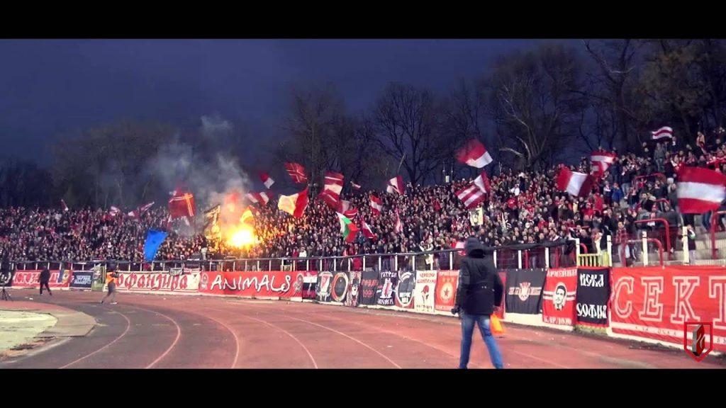 ЦСКА София Хулиганс CSKA Sofia Hooligans