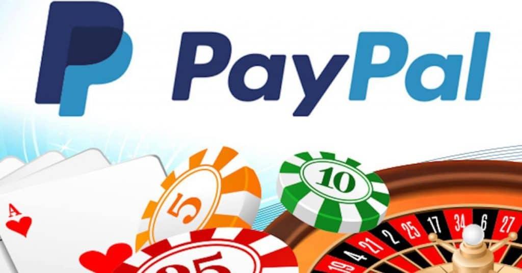 Казино което приема депозит с Paypal
