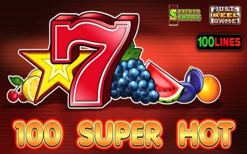 Слот игра 100 Super Hot