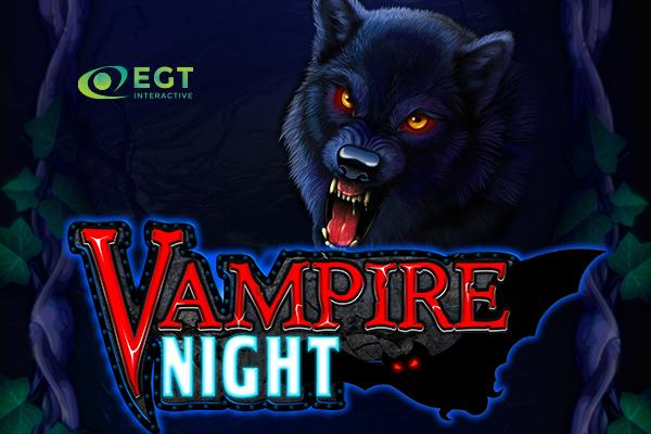 Vampire Night EGT