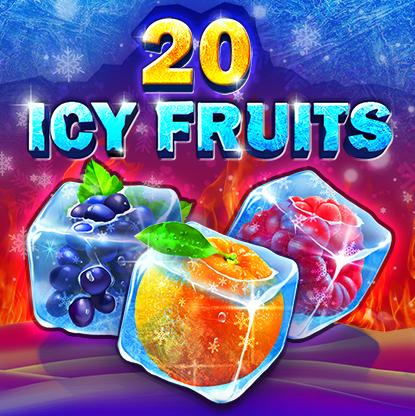 20 Icy Fruits казино игра