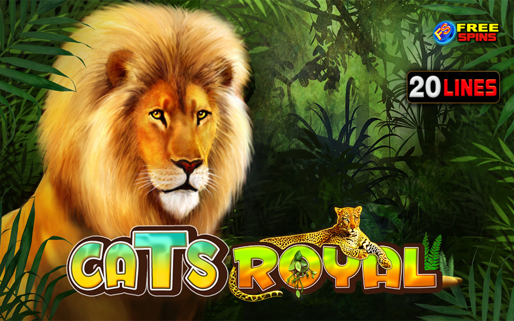 Cats Royal EGT