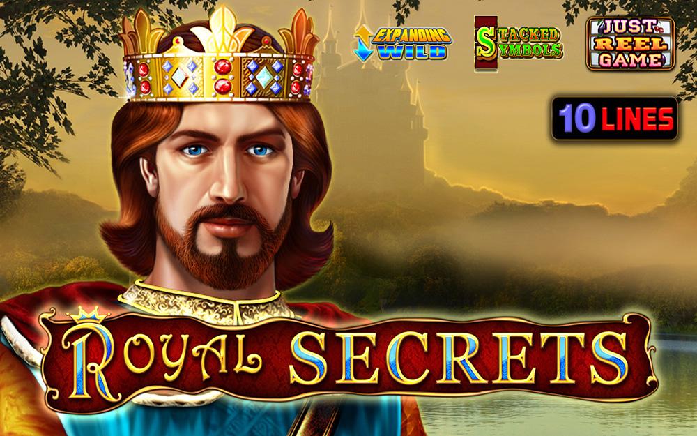 Royal Secrets EGT