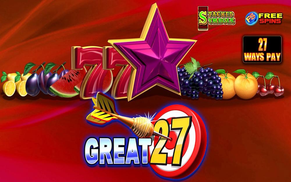 Great 27 Slot игра