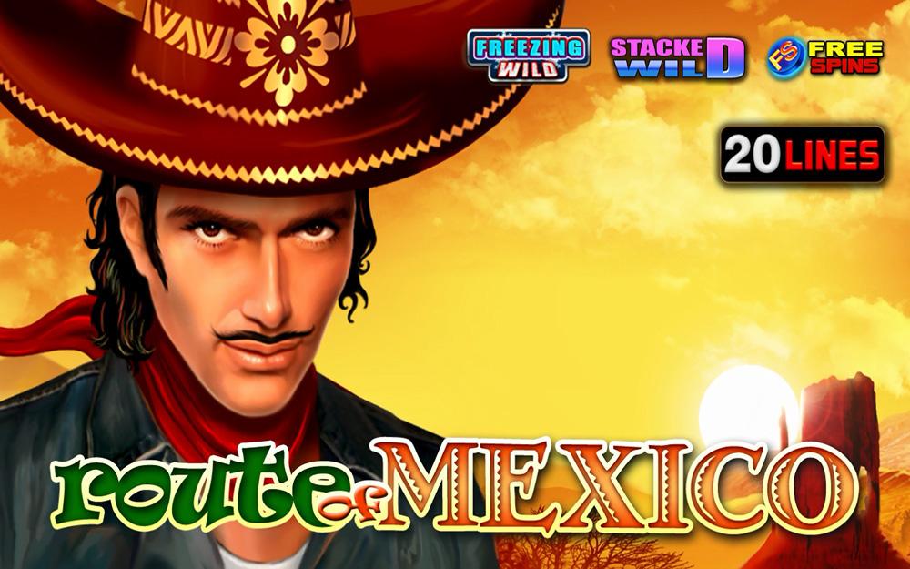 Route of Mexico слот игра