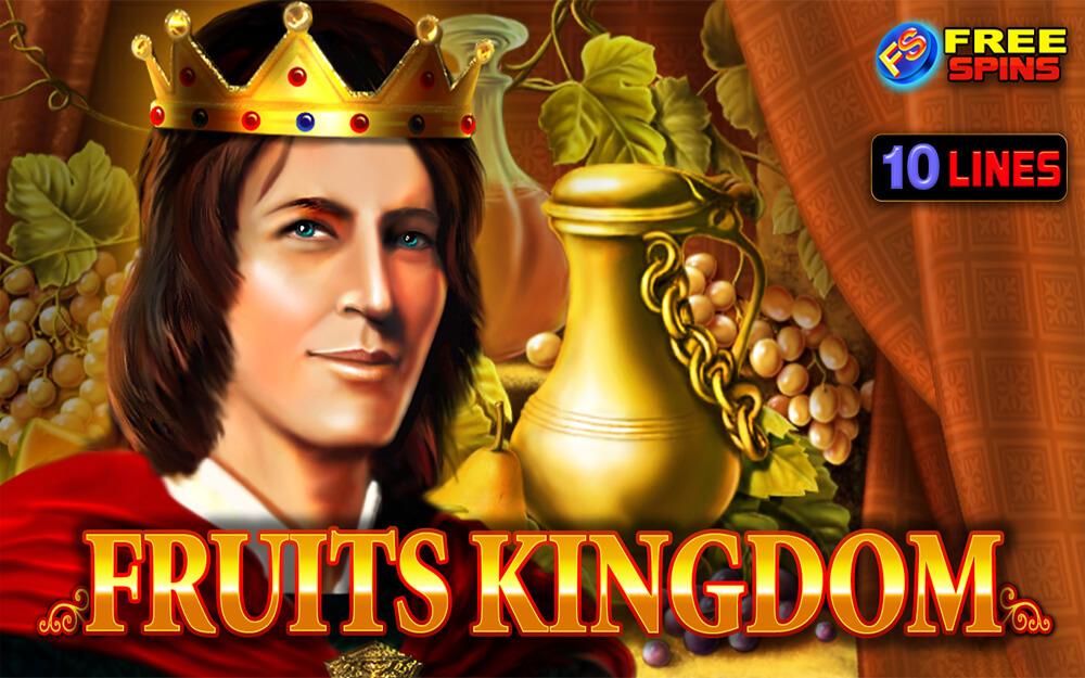 Fruits Kingdom слот игра