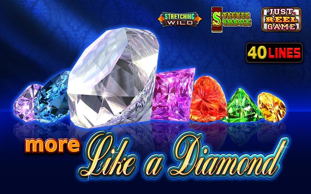 Like a Diamond слот игра