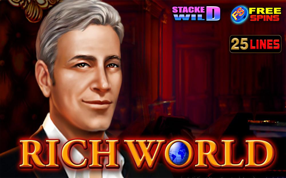 Rich World слот игра